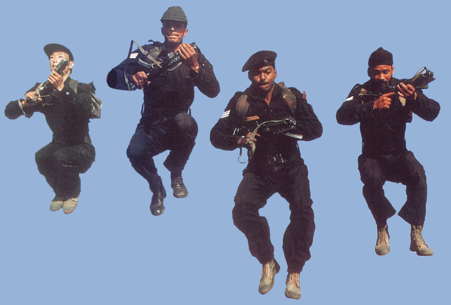 Indian Special Forces Black Cats